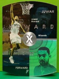 Juwan Howard regular card 1997-98 Upper Deck SPx #49