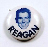 Ronald Reagan button pin back presidential campaign REAGAN 1984 political race