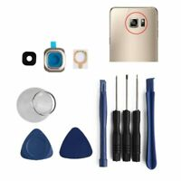 Rear Back Camera Repair Parts Tools Glass Lens Cover For Samsung Galaxy S6 G920