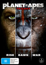 Planet of the Apes Trilogy (Rise of the Planet of the Ape . - DVD - NEW Region 4