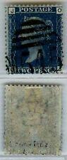 GRAN BRETAGNA - 1855 - 2p (15) D.14 - EFFIGE REGINA VITTORIA - U