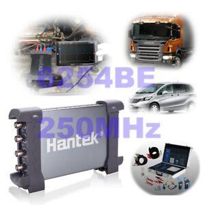 Hantek 6254BE Automotive Measurement USB2.0 4 ch USB Digital Oscilloscope 250Mhz