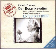 Richard STRAUSS DER ROSENKAVALIER Reining Jurinac Gueden Poell ERICH KLEIBER 3CD