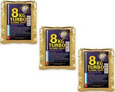 """3 Prestige """"8kg Turbo"""" 18%-20% Alkohol; Turbohefe Gärhefe Trockenhefe Brennhefe"""