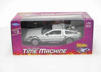 Welly 1:24 Back to the Future 1 DeLorean Zurück in die Zukunft I