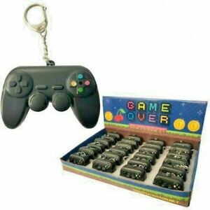 Game Over Controller Key Ring