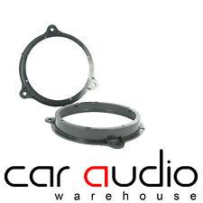 "SAK-1513 Ford Focus 1998-2004 Rear Door 16cm 6.5/"" 165mm Car Speaker Adaptors"