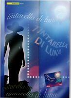 ITALIA - FOLDER 2009 - TINTARELLA DI LUNA - VALORE FACCIALE € 13,00