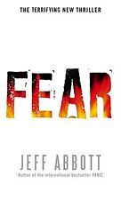 JEFF ABBOTT ___ FEAR ___  BRAND NEW ___ FREEPOST UK