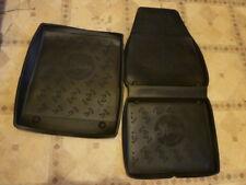 URAL Gummimatten für Seitenanhänger rubber mats for side CAR