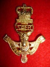 South Alberta Light Horse (29th Armoured Regiment) QC Cap Badge, Canadian