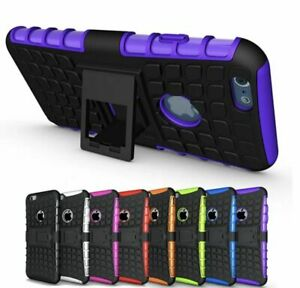 COVER FOR IPHONE Models .WITH STAND HEAVYDUTY SHOCKPROOF SURVIVOR HARD CASE