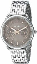 Fossil Women's ES4225 'Tailor' Multi-Function Stainless Steel Watch