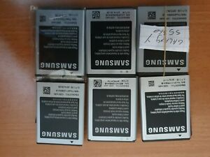 New Replacement Samsung Galaxy Y S5360 Wave Y S5380 Battery EB454357VU
