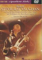 THE BEST OF STEVIE RAY VAUGHN NEW DVD
