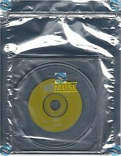 MUSE TIME IS RUNNING OUT CD PROMO BAG SLEEVE neuf new neu