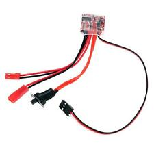 High quality RC ESC 20A Brush Motor Speed Controller w/ Switchable Brake for Car