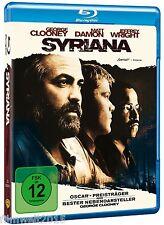 Syriana [Blu-ray](NEU & OVP) George Clooney, Matt Damon in einem politischen Thr