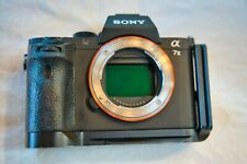 Sony Alpha A7 II 24.3MP Digital Camera with 50mm f1.8 lens and extras