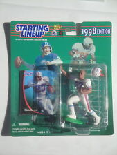 1998 EDDIE GEORGE HOUSTON OILERS FOOTBALL ACTION FIGURE STARTING LINEUP NFL