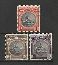 Mint Hinged George V (1910-1936) Bahamian Stamps