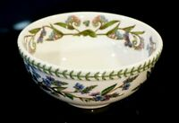 Beautiful Portmeirion Botanic Garden Rhododendron Salad Serving Bowl