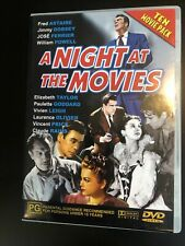 A Night At The Movies-10-Movie Pack-Elizabeth Taylor-Vincent Price-Claude Rains