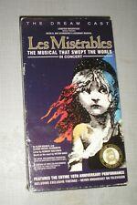 Les Miserables - In Concert (VHS, 1996)