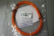cable fibre fiber ST ST ST-ST  DUPLEX  50/125u DX  2m  NEUF NEW