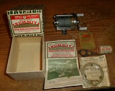New listing Vintage Pflueger Summit No. 1993L Casting Reel/In Box/Jeweled End Caps/Nice!