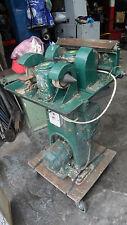 TOOL GRINDER. HOLROYD C5 WITH LAPPING AND POLISHING SPINDLES. FOUR SIDED GRINDER