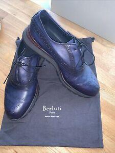 Berluti shoes man size 6,5 New Half price!