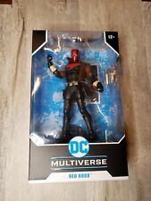 DC multiverse McFarlane red hood Walgreens Exclusive New 52