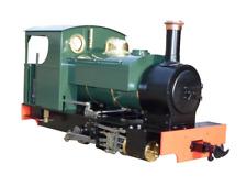 More details for accucraft live steam sabrina 0-4-0, 0&1 gauge adjustable