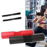Barbell Pad Foam Squat Bar Support Weight Lifting Pull Up Neck Shoulder Protect