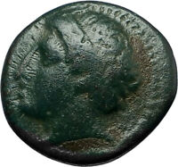 Philip II 359BC Olympic Games HORSE Race WIN Macedonia Ancient Greek Coin i66799