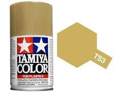 Tamiya Color TS-3 DARK YELLOW  Lacquer Spray Can 100 ml
