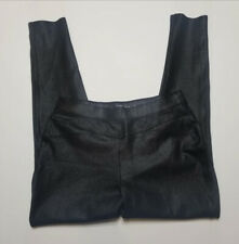 Abercrombie & Fitch Black Shimmer Leggings Size Small Pants
