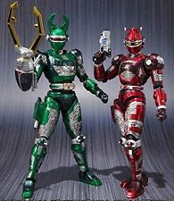 Japan Bandai S.H.Figuarts Beetle Fighter G-Stag & Reddle Set Japan F/S J4604
