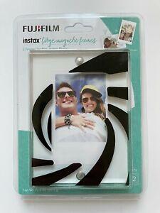 NEW FujiFilm Instax Large Magnetic Frames - 2 Frames