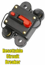 60 AMP 12V  Resettable Circuit Breaker Car Audio Stereo Marine 60A Fuse Ampere