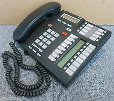Nortel t7316e DISPLAY LCD 24-button telefono le apparecchiature per ufficio, nt8b27janee6