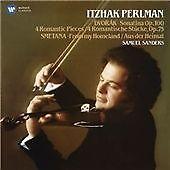 Dvorak: Sonatina; 4 Romantic Pieces / Smetana: From My Homeland, Itzhak Perlman,