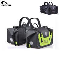 50L Motorcycle Tail Bag Moto Saddle Bag Waterproof Motorbike Travel Luggage