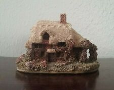 "Lilliput Lane Miniature Masterpieces ""Spring Bank"" English Cottage - 1986"