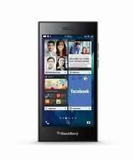BLACKBERRY LEAP SHADOW GREY UK VERSION SIM FREE/UNLOCKED 4G LTE SMARTPHONE NEW