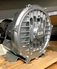 Elmo Gardner Denver G Bh1 2bh1100 7ah06 Side Channel Blower Vacuum Pump