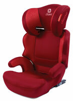 Diono Everett NXT Compact Lightweight Child Booster Car Seat Red 40-120 Lbs NEW