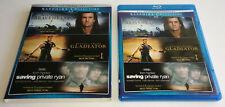 The Sapphire Collection - Blu-ray, Braveheart, Gladiator, Saving Private Ryan