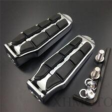 For Honda VTX Sabre Spirit ACE Aero Magna VLX Deluxe Custom Front Foot Pegs